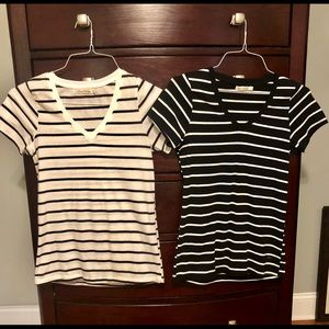 Heart ❤️Hips Brand - 2 Striped Tees